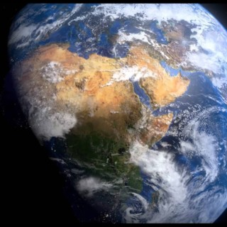 Earth Animation in Blender (HD)