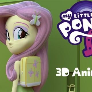My Little Pony: Equestria Girls (Blender 3D Animation)