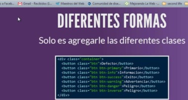 Clase 7 Bootstrap – Base Css Botones – Imagenes – Iconos