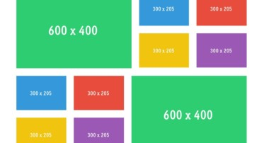 Cara Membuat GRID Style Bootstrap (Semua Ukuran Gambar Sama Rata)
