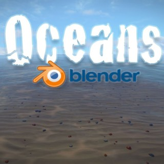 Blender Tutorial for Beginners – Realistic Animated Ocean!