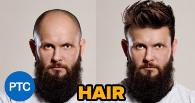 How to Change HAIRSTYLES in Photoshop – Realistic Hair Swap Tutorial