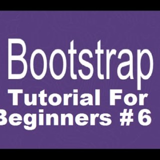 Bootstrap Tutorial For Beginners 6 – Adding Responsive Footer
