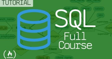 SQL – Full course for beginners