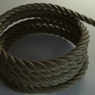 Making Rope In Blender    Modeling Tutorial for beginners