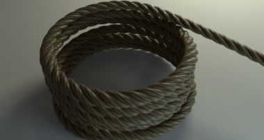 Making Rope In Blender || Modeling Tutorial for beginners