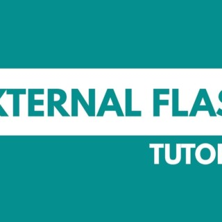 External Flash Photography Tutorial