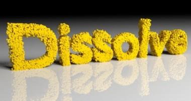 Blender Tutorial: Dissolve Animation