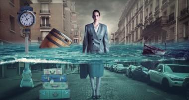 city underwater photo manipulation   photoshop tutorial