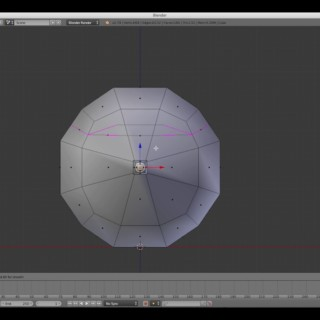 Beginners Blender 3D: Tutorial 6 – Modeling a Cartoon Face (2.78 HD Update)