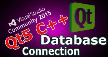 Qt5 C++ Connecting Qt Application To Mysql Database #28