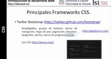 Frameworks CSS: Bootstrap