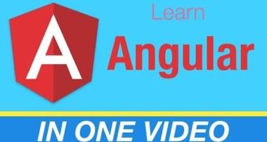 Angular 5 Tutorial + CRUD App