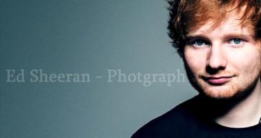 Ed Sheeran -Photograph Lyrics Video