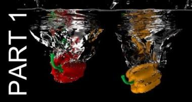 Blender Tutorial: Splash Effect – 1 of 2