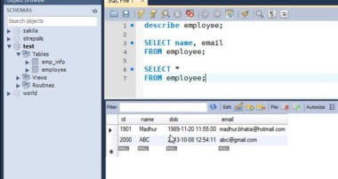 SQL Tutorial – 14: The SELECT Query