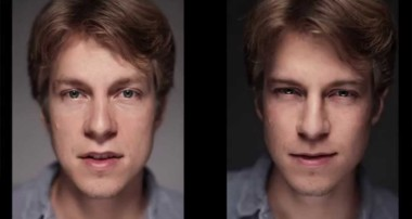 How to Photograph a Headshot with Butterfly Lighting