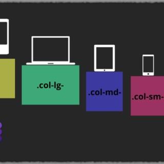 Layout responsive e mobile-first con Bootstrap 4 per siti e web-app ⊷ #gon_Pillole