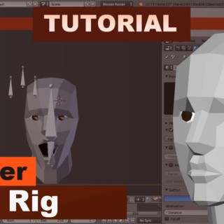 Tutorial – Face Rig | Blender 3D