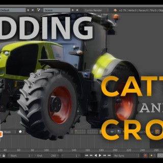 CNC Modding Series – #04 Blender UV Mapping