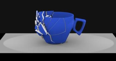 3D Bullet Simulation/Animation in Blender
