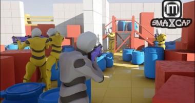 Armory 3D Primeiras Impressões Criar Jogos Modernos Blender e Programação Visual de Ligamentos ✓