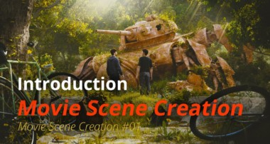 "MSC #01 – Introduction ""Movie Scene Creation in Blender 3D"" (EN)"