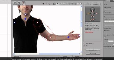 CrazyTalk Animator Tutorial – Turn Your Photo into Animated Character