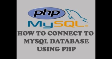 HOW TO CONNECT TO MYSQL DATABASE WITH PHP (URDU / HINDI)