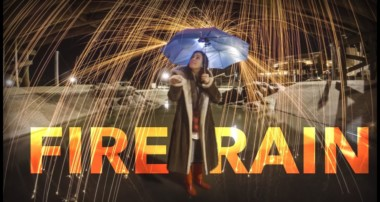 How to Create Fire Rain – A Steel Wool Photography Tutorial