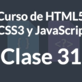 Curso HTML, CSS y JS – 31. Frameworks Web Bootstrap