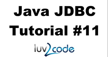 Java JDBC Tutorial – Part 11: CLOB – Reading and Writing CLOB with MySQL