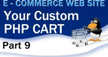 9. E – Commerce Website Tutorial – Shopping Cart PHP Multidimensional Array
