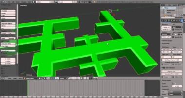 blender tutorial: .svg images to 3d models
