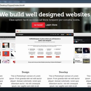 Twitter Bootstrap Tutorial: Add Custom CSS To Website Layout [Part 5]