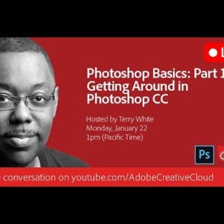 Adobe Photoshop Basics – Part 1 – Getting Around in Photoshop CC