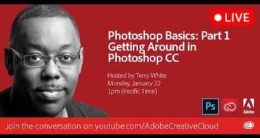 Adobe Photoshop Basics – Part 1 – Getting Around in Photoshop CC