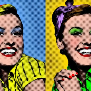Photoshop Tutorial: How to Make a Warhol-style, Pop Art Portrait from a Photo!