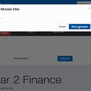 Ultimate Angular 4 (previously Angular 2) with Bootstrap 4 : Add a Simple Modal