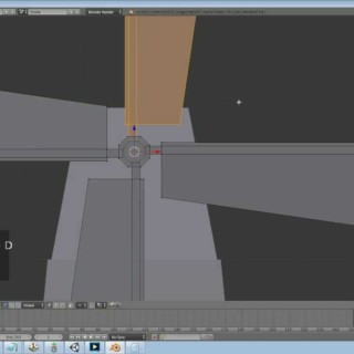 Unity+Blender: Simple Building Tutorial 1/2