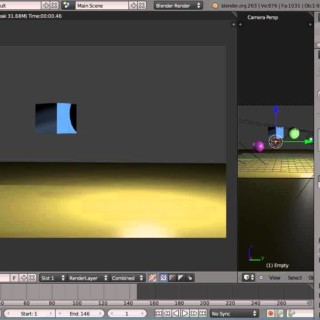 Blender 2.63 Tutorial – Introduction to Render Layers