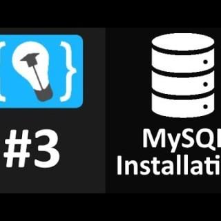 Datenbanken und SQL Tutorial #3 – MySQL downloaden und installieren