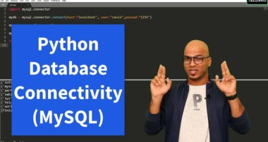 #64 Python Database Connection | MySQL
