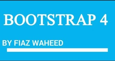 Bootstrap Grid System |Part-1|,Lec-8|Bootstrap 4 beta tutorials for beginners in Urdu/Hindi|
