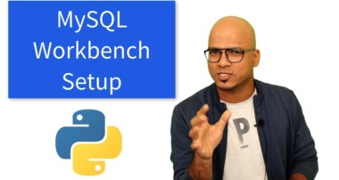 #63 MySQL Workbench Setup | Python Database Connection