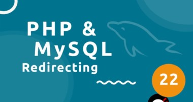 PHP Tutorial (& MySQL) #22 – Checking for Errors & Redirecting