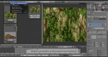 Blender 3D Tutorial – Beginners, How to Render Layers with Nodes by VscorpianC