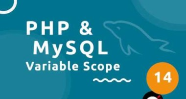 PHP Tutorial (& MySQL) #14 – Variable Scope