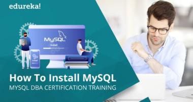 How to Install MySQL on Windows10? | MySQL Tutorial for Beginners | MySQL Training | Edureka