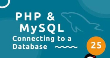 PHP Tutorial (& MySQL) #25 – Connecting to a Database